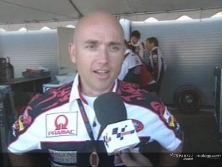 Expert Eye: Luis d´Antin, D\\\'Antin Pramac team owner