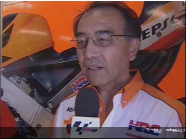 Expert eye: Erv Kanemoto, Repsol Honda Team