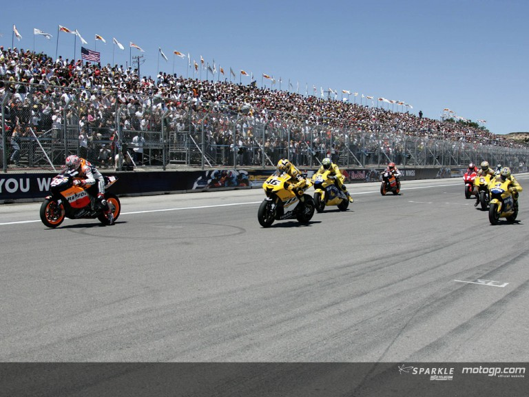 Start motogp US GP