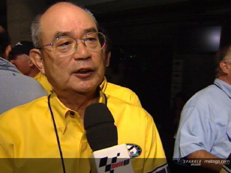 Interview with Yamaha Motor Company president Takashi Kajikawa