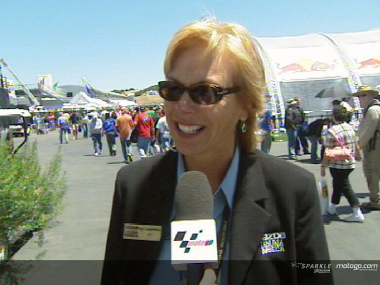 Interview with Gill Campbell, CEO of Mazda Raceway Laguna Seca