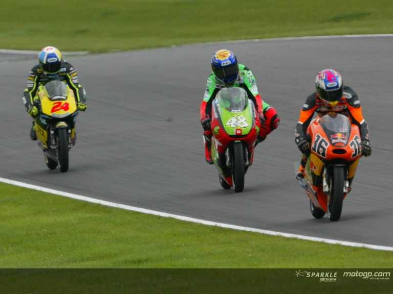 Group 125 Donington 2004