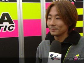 グランプリ前日: 関口太郎 インタビュー
