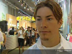 Interview de Nicky Hayden
