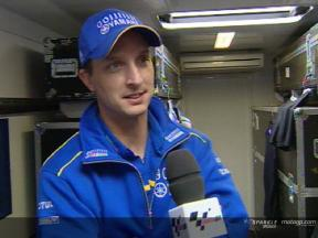 Intervista a Colin Edwards post FP2