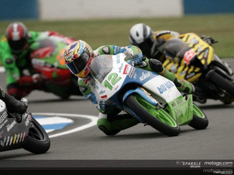 Circuit Action Shots - Donington Park