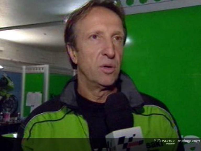 Expert Eye: Fiorenzo Fanali, Crew Chief of Kawasaki