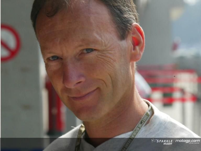 Christian Sarron 2003