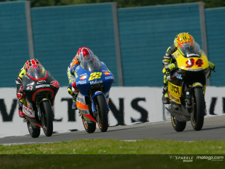 Group 125 Sachsenring 2004