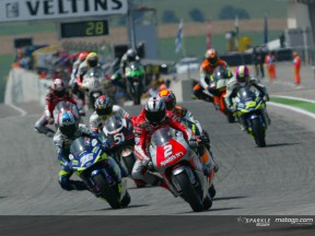 Group 250 Sachsenring 2004
