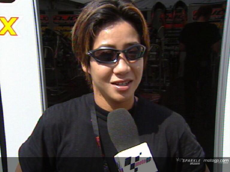 Tomoyoshi Koyama interview