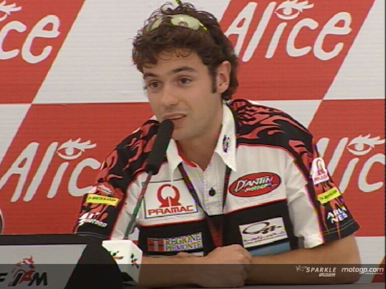 Roberto Rolfo interview  - Press Conference