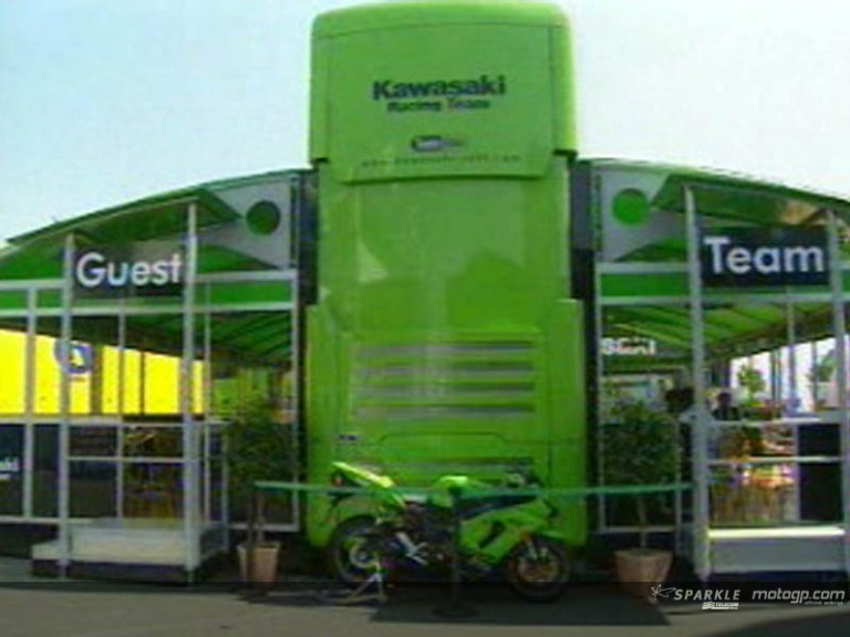 A look at the Kawasaki hospitality