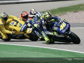 Group motogp Sachsenring 2005