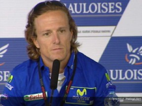 Sete Gibernau interview  - Pre-Event Press Conference