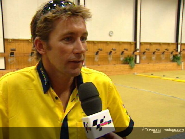 Troy Bayliss interview
