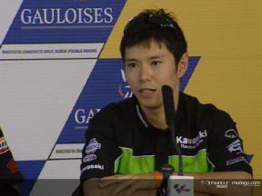 Entrevista a Shinya Nakano  - Pre-Event Press Conference