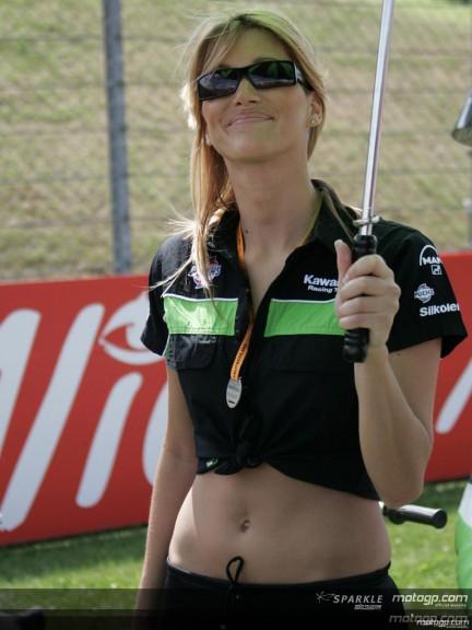 Paddock Girls - Sachsenring