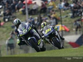 Gibernau & Rossi BRno 2005