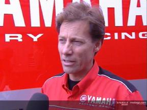 Lin Jarvis talks about Valentino Rossi´s crucial role at Yamaha