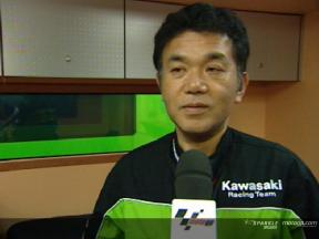 Yoda elaborates on his role in the Kawasaki project