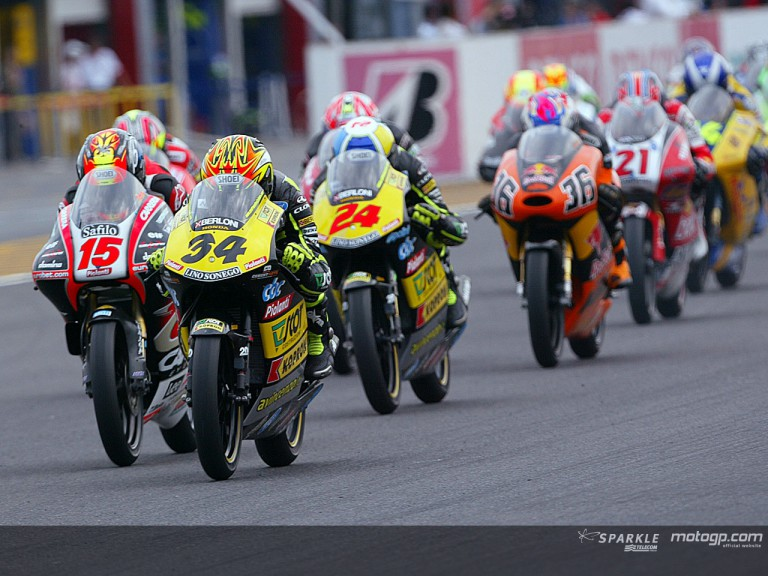 Group 125cc Motegi 2004