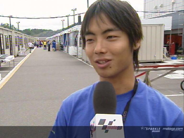 Hiroshi Aoyama interview