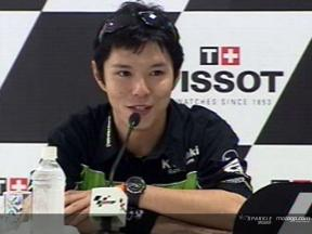 Intervista a Shinya Nakano  - Press Conference