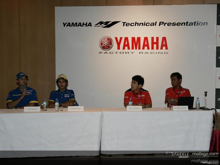 rueda de prensa yamaha