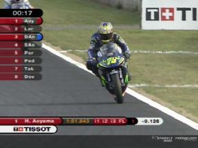 Video Highlights  (QP2 250cc)