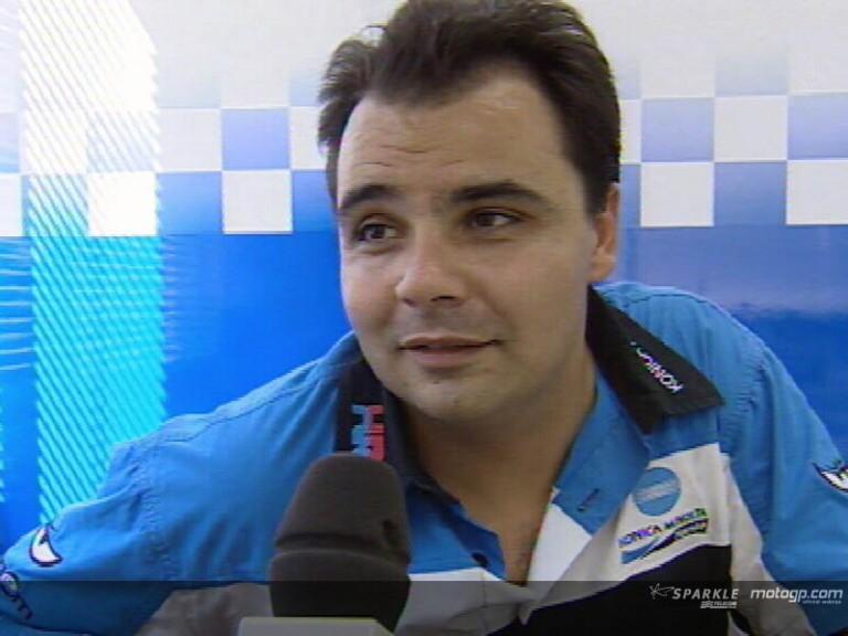 Expert Eye: Gianluca Montiron, Konica Minolta Honda Team manager