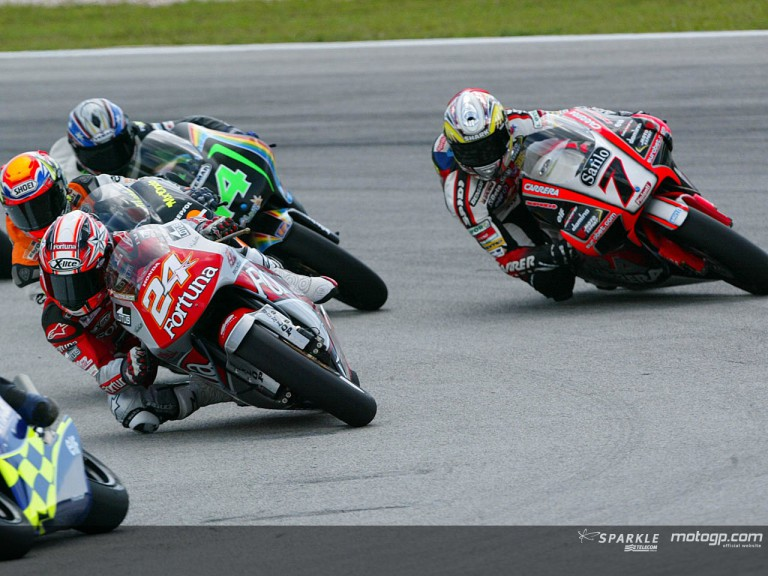 Group 250cc Sepang 2004