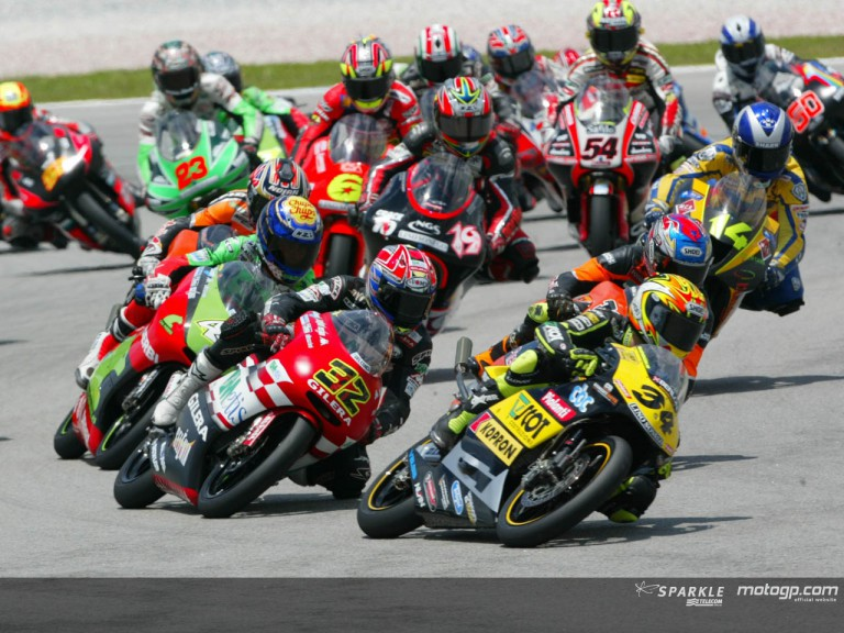 Group 125cc Sepang 2004