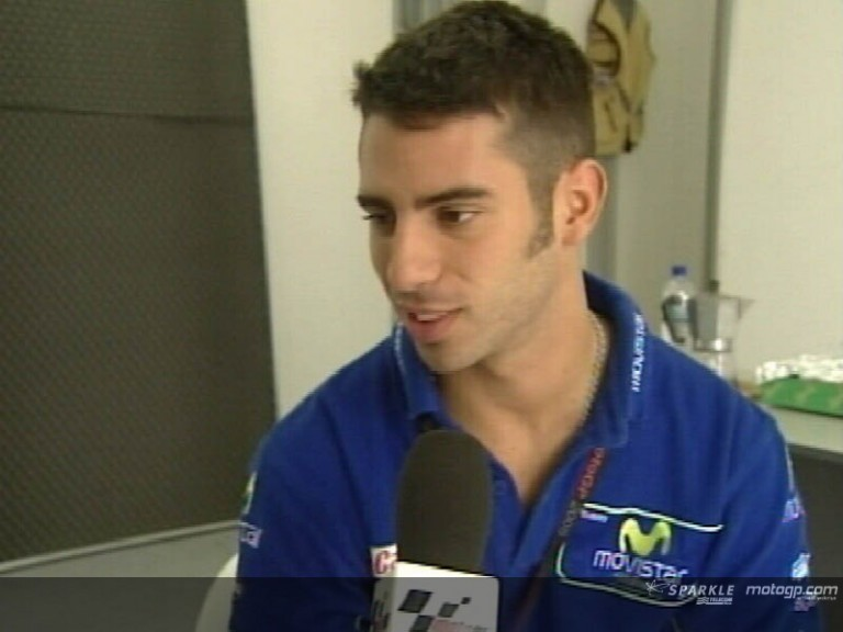 Marco Melandri interview
