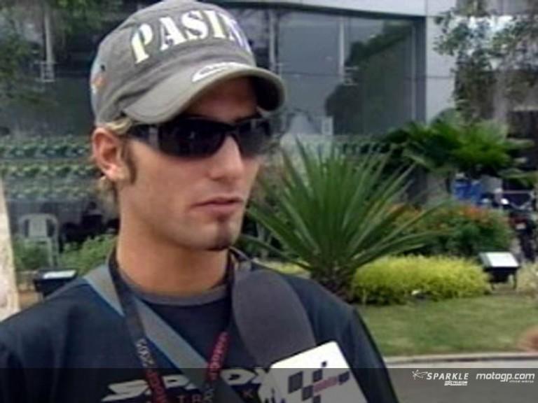 Mattia Pasini interview