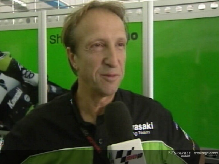Expert Eye: Fiorenzo Fanali, Crew Chief of Kawasaki