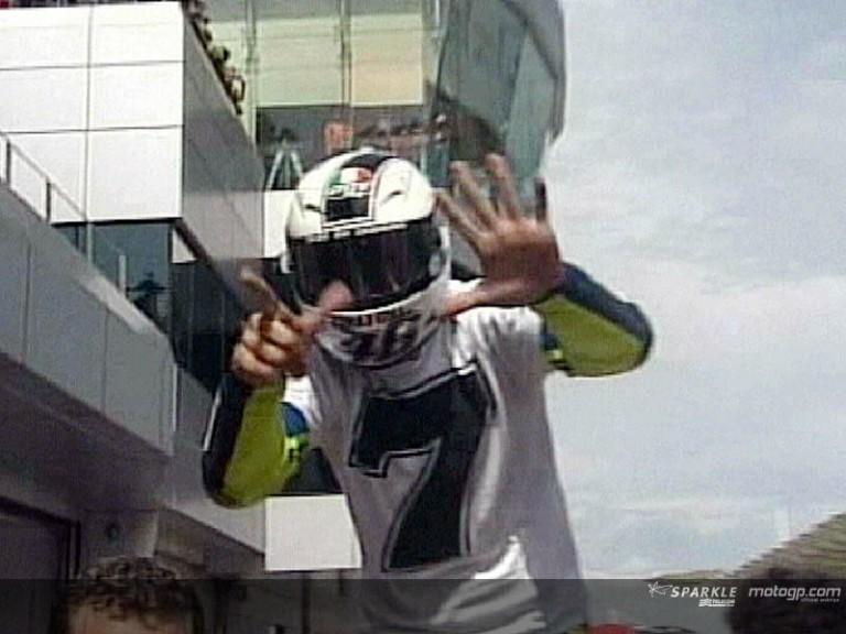 Valentino Rossi - 2005 World Champion Video