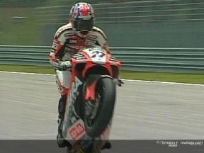 Video Highlights  (race 250cc)