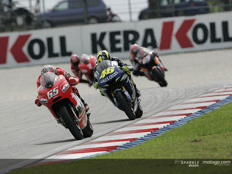 group motogp Sepang 2005