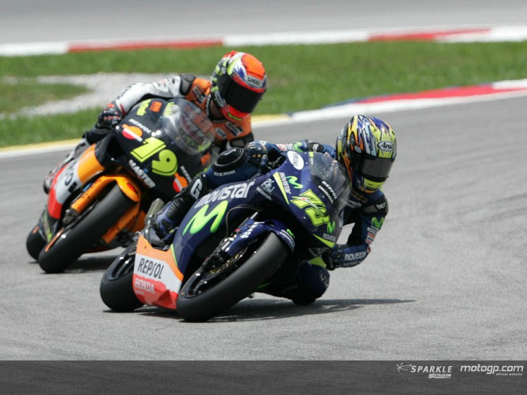 Group 250cc Sepang 2005
