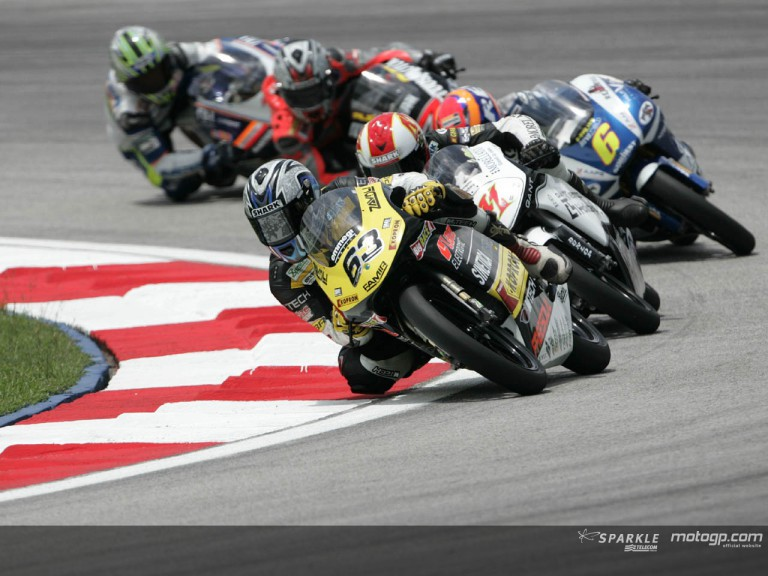 Group 125cc Sepang 2005