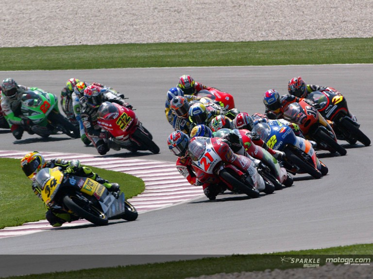 Group 125cc Qatar 2004