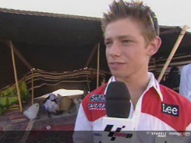 Casey Stoner interview