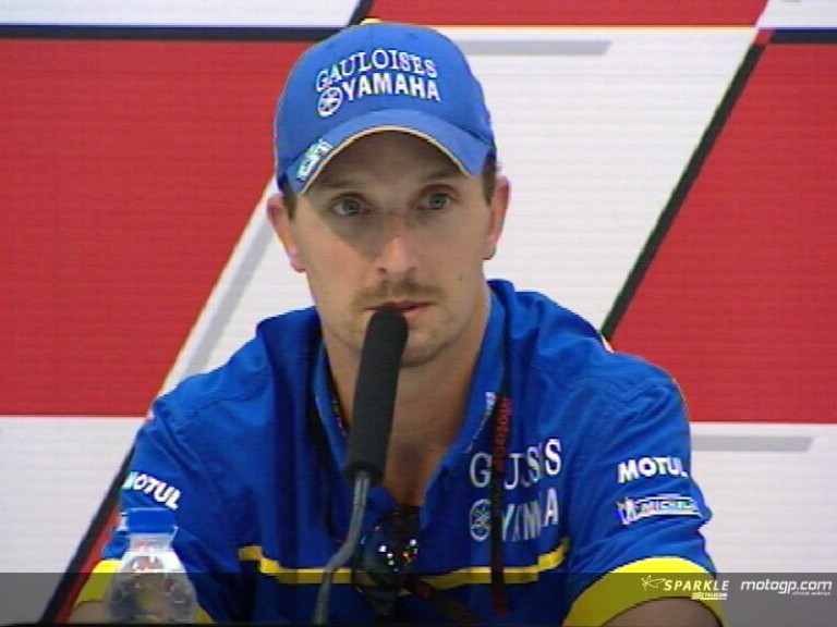 Colin Edwards interview at the Press Conference