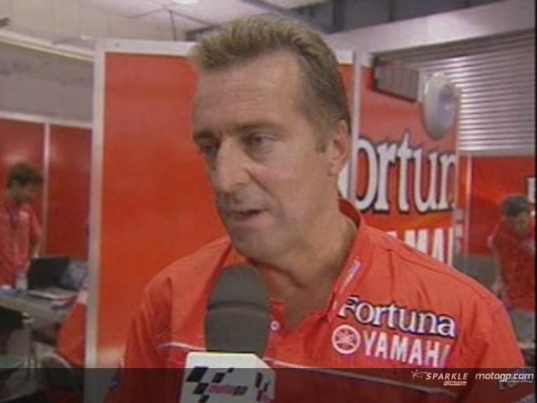 Expert eye: Hervé Poncharal, Fortuna Yamaha Team Coordinator