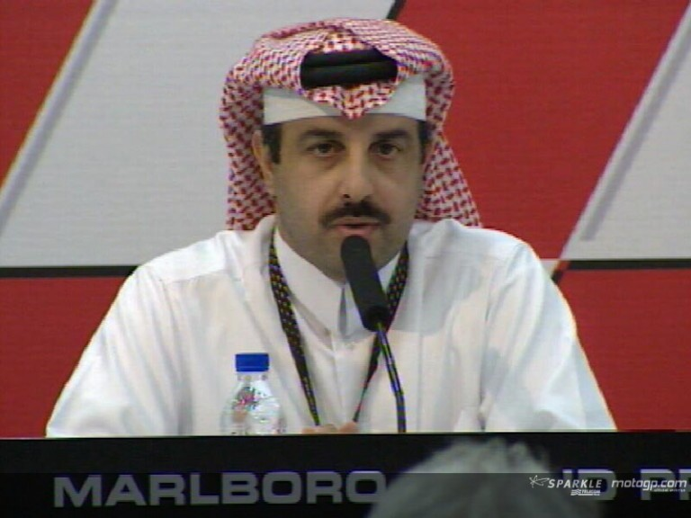 Interview with the president of the Qatar Motorcycling Federation