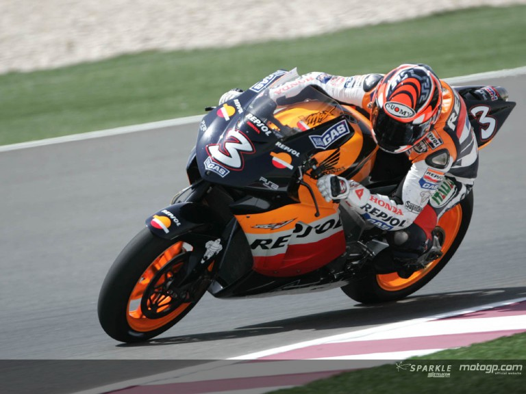 Circuit Action Shots - Losail Circuit