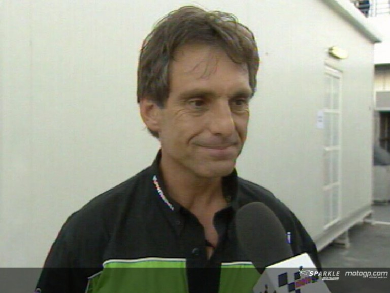 Expert Eye: Harald Ekl, Team Manager of Kawasaki Team