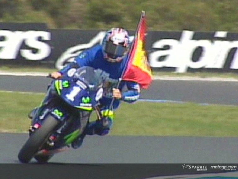Daniel Pedrosa - 2005 World Champion Video
