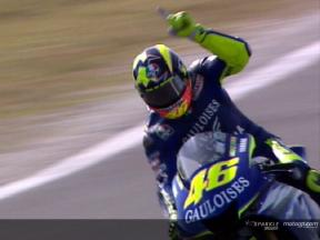 Vídeo Resumen  (carrera MotoGP)